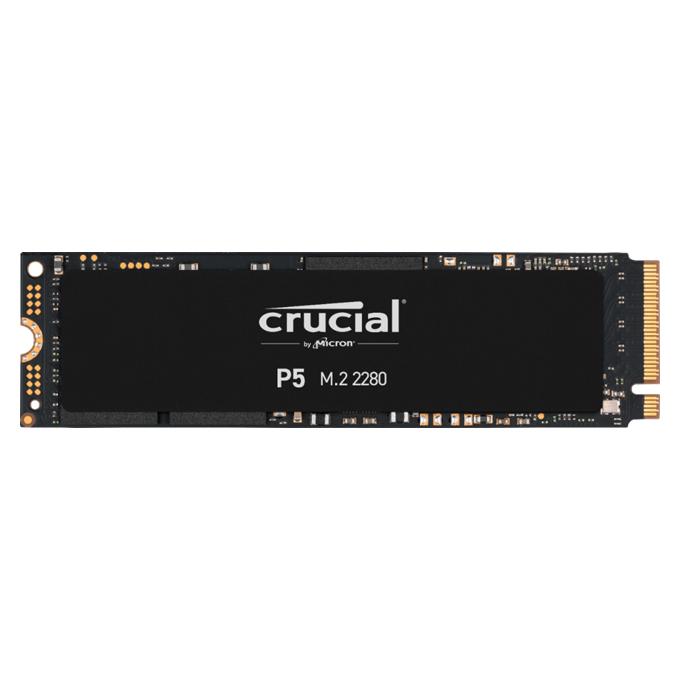 新製品 Crucial CT2000P5SSD8JP 2TB Crucial P5 M.2 SSDシリーズ