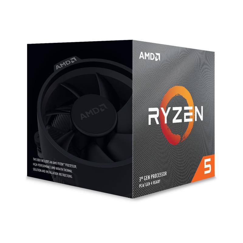 新製品 AMD Ryzen 5 3600XT BOX 第3世代Ryzenプロセッサ Socket AM4 w/Wraith Spireクーラー