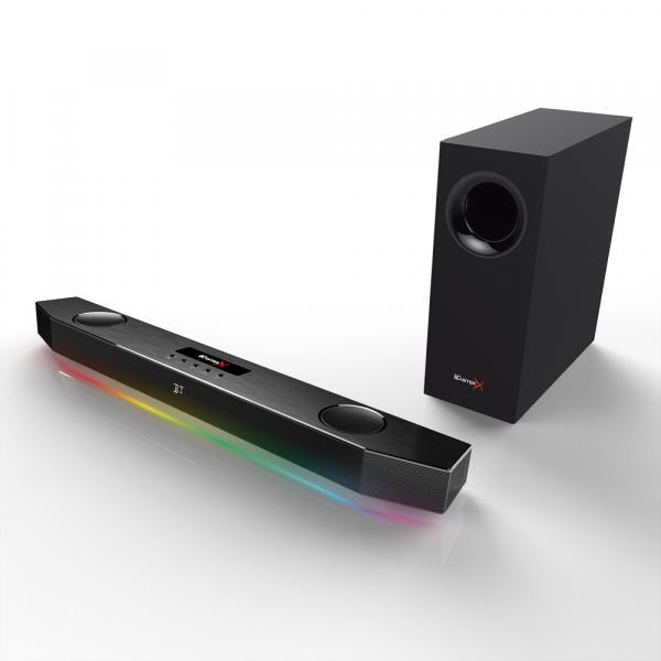 Creative SBX-KTN Sound BlasterX Katana アンダーモニターオーディオシステム