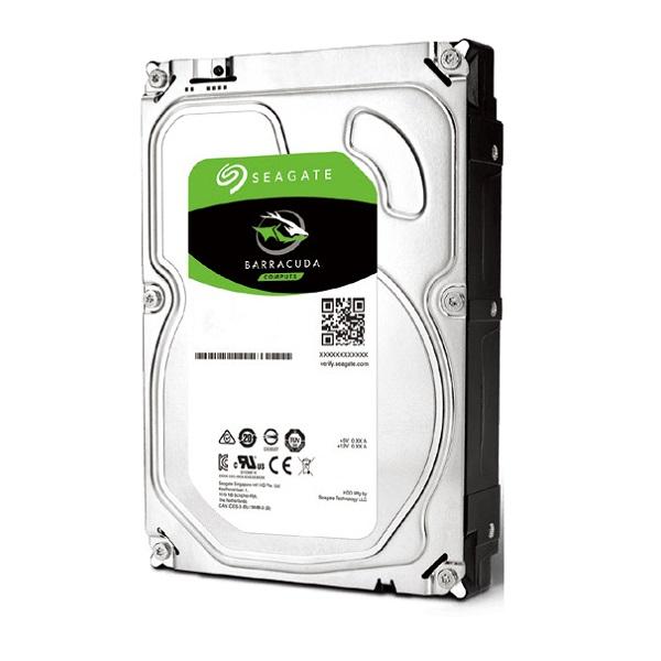 Seagate ST6000DM003 [6TB/3.5インチ内蔵ハードディスク] BarraCuda/SATA 6Gb/s接続/2TBプラッタ採用/バルク品(安心の10ヶ月間保証)