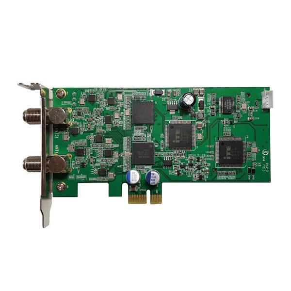 PLEX PX-Q3PE4 地上デジタル・BS/CSテレビチューナー 地デジx4、BS/CSx4chの計8ch同時録画可能