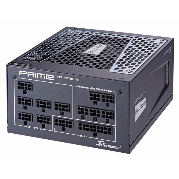 Seasonic SSR-650TR 650W PRIME ATX電源ユニット 80PLUS Titanium認証/フルプライグイン方式