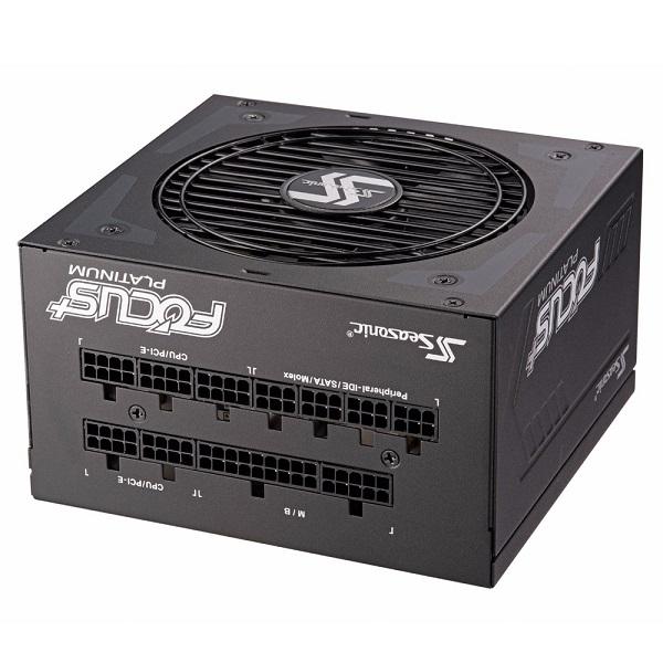 Seasonic SSR-850PX 850W FOCUS PLUS ATX電源 奥行140mm/80PLUS Platinum認証/フルモジュラー