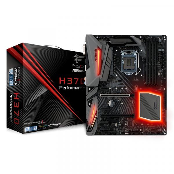 ASRock Fatal1ty H370 Performance [ATX/LGA1151/H370] Intel第8世代CPU Coffee Lake 対応ATXマザーボード