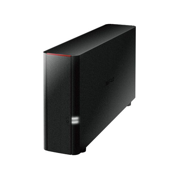 バッファロー LS210D0401G リンクステーション ネットワーク対応HDD NAS 4TB(4TB×1)