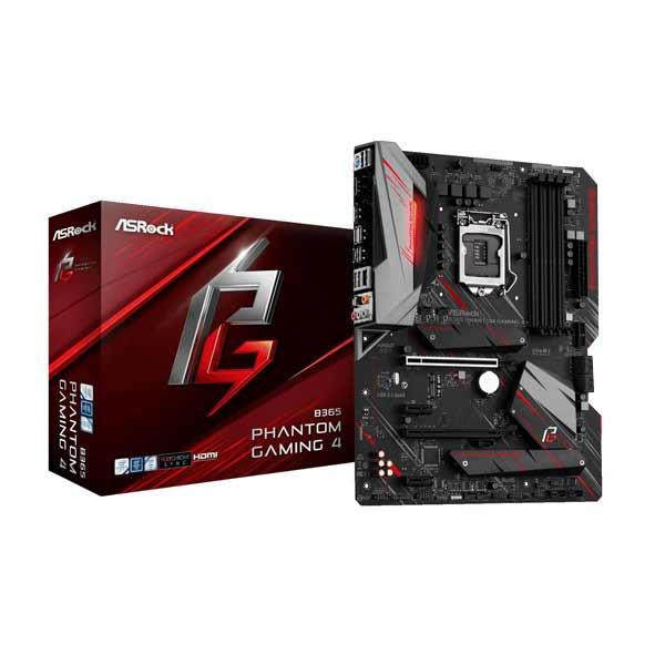 新製品 ASRock B365 Phantom Gaming 4 [ATX/LGA1151/B365] Intel B365搭載ATX マザーボード ゲーミングモデル