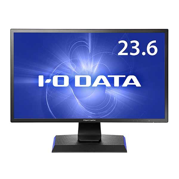 新製品 アイオーデータ KH2460V-ZX 23.6型 ゲーミング液晶ディスプレイ[23.6W/TN] HDR10対応