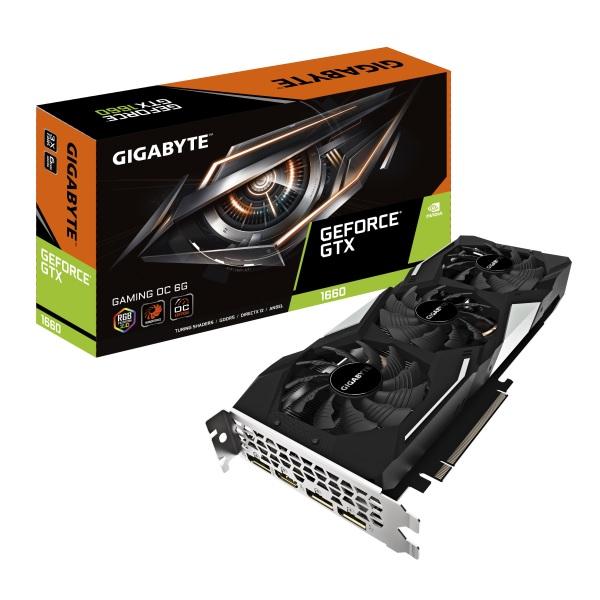 GIGABYTE GV-N1660GAMING OC-6GD [GTX1660/GDDR5 [GTX1660/GDDR5 6GB] OC-6GD GV-N1660GAMING GeForce GTX 1660 搭載グラフィックカード, アート静美洞:ab9e9457 --- zagifts.com