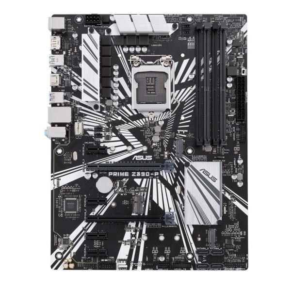ASUS Z390-P PRIME Z390-P [ATX/LGA1151/Z390] ASUS PRIME Z390チップセット搭載 ATXマザーボード PRIMEシリーズ, ミツハシライス(お米 玄米 雑穀):7170432f --- sunward.msk.ru