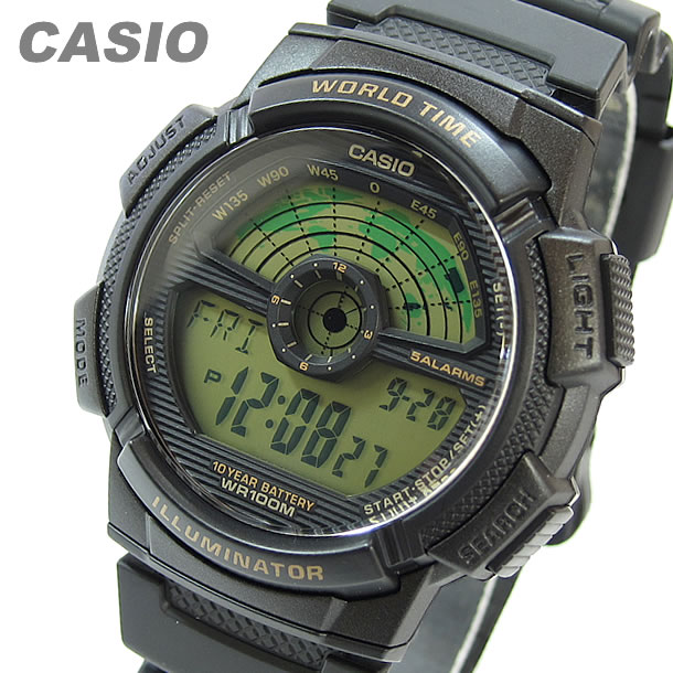 Casio watch CASIO AE 1100W 1B
