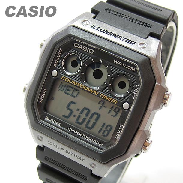 1f8fabab0fa GoodyOnline  CASIO (Casio) AE-1300WH-8A AE1300WH-8A sports digital ...
