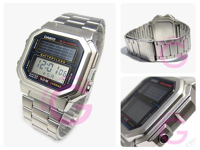 Standard solar cell watch CASIO (CASIO) AL-190WD-1A/AL190WD-1A