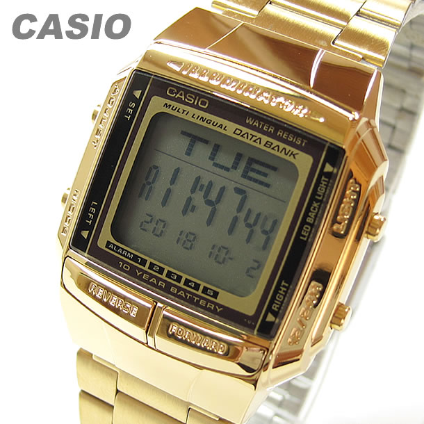 db Gold 9 Bank Overseas A Model 9a Casiocasio BankDb 360g Watch Data n08OPwXk