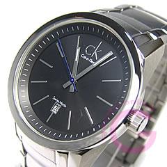 Calvin Klein(CK)K95112.26/K9511226不锈钢皮带人表手表