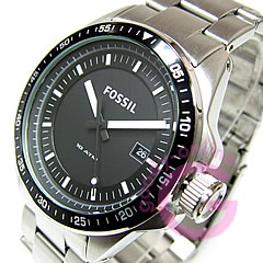 FOSSIL (fossil) AM4385 DECKER and Decker represent black casual men's watch