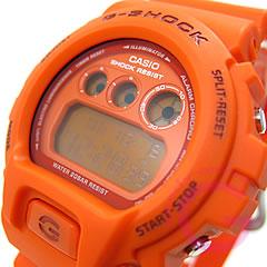 CASIO G-SHOCK(卡西欧G打击)DW-6900MM-4/DW6900MM-4发疯彩色橙子人表手表