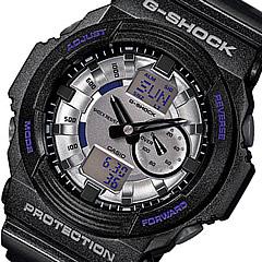 【並行輸入品】 CASIO G-SHOCK カシオ Gショック GA-150MF-8A/GA150MF-8A MetallicDial/メタリックダイアルシリーズ メタルグレー アナデジ メンズウォッチ 腕時計 日本版型番:GA-150MF-8AJF/GA150MF-8AJF