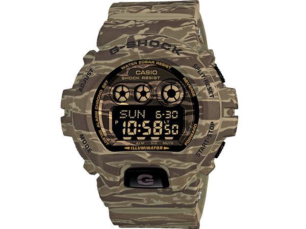 【並行輸入品】 CASIO G-SHOCK カシオ Gショック GD-X6900CM-5/GDX6900CM-5 Camouflage Series/カモフラージュシリーズ デジタル ブラウン メンズウォッチ 腕時計