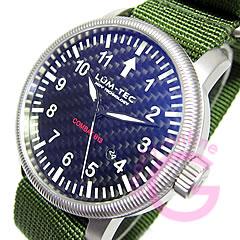 【世界限定ウォッチ】LUM-TEC/LUMTEC(ルミテック) Combat-B13 自動巻き ミリタリーウォッチ カーボンファイバー 脅威の蓄光 メンズウォッチ 腕時計 【あす楽対応】