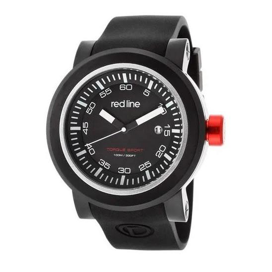 RED LINE(レッドライン) 50049-BB-01 Torque Sport/トルクスポート ラバーバンド メンズウォッチ 腕時計 【あす楽対応】