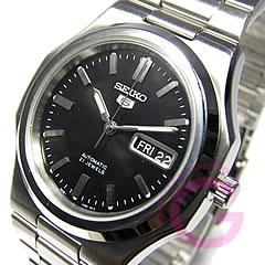 SEIKO5 精工) 精工 / 精工 5 SNKK47K1 自动黑色手表