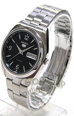 精工 (Seiko) SEIKO5 / 精工 5 SNX123K 自动缠绕黑色男装手表