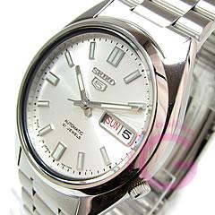 SEIKO(精工)SEIKO5/精工5 SNXS73J1自动卷金属皮带人表手表