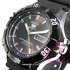 SEIKO5 ( Seiko ) SEIKO / Seiko 5 SNZD17J1 automatic self-winding SPORTS / sports diving watch rubber belt watch