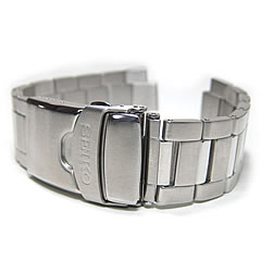 SEIKO5 ( セイコーファイブ ) type no.: series such as 3399-BI SNZF81J1/SNZF79J1 for genuine SS / stainless steel belt replacement belt for wrist watch
