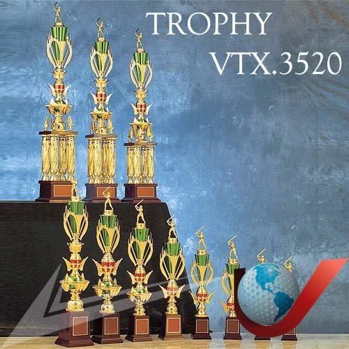 トロフィー VTX3520 ゴルフ【タイプ:B】【松下徽章】【文字刻印代無料】