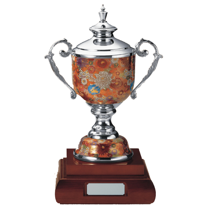 松下徽章 ポタリーカップ ゴルフ PC.1615-A