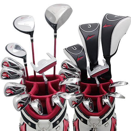 ワールドイーグル G510 + CBX003カードバッグ メンズゴルフクラブ16点フルセット 右用【あす楽】