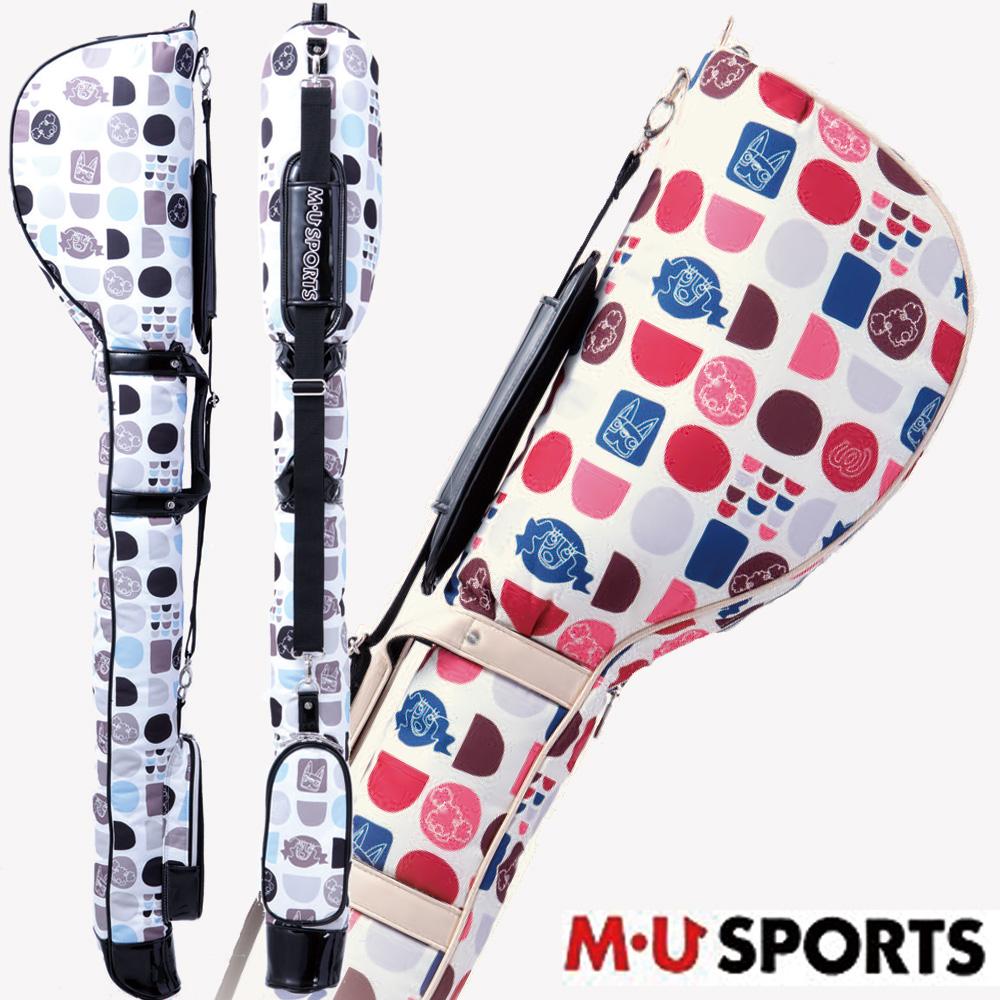 エムユー MU SPORTS 703W2404 【レディース】 M・Uスポーツ クラブケース 【M・Uスポーツ】 ゴルフ 【クラブケース】