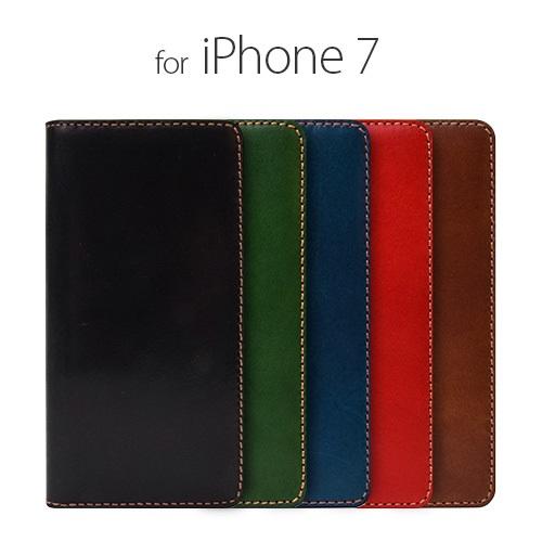 iPhone7 ケース カバー iPhone7手帳型 LAYBLOCK Tuscany Belly ブラウン アイフォン セブン LB8029i7 スマホ スマートフォン  docomo au softbankアイフォン セブン 本革 ポイント 送料無料 4580492330299