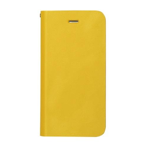 iPhone7 ケース カバー iPhone7手帳型 ZENUS Signature Diary マスタード アイフォン 本革 セブン Z44616i7 スマホ スマートフォン  docomo au softbankアイフォン セブン ポイント 送料無料 8809217446166