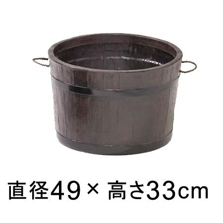 モルトプランター 48型 【メーカー直送・日祝指定不可・同梱不可・代引不可・返品不可】【ファイバーグラス鉢】