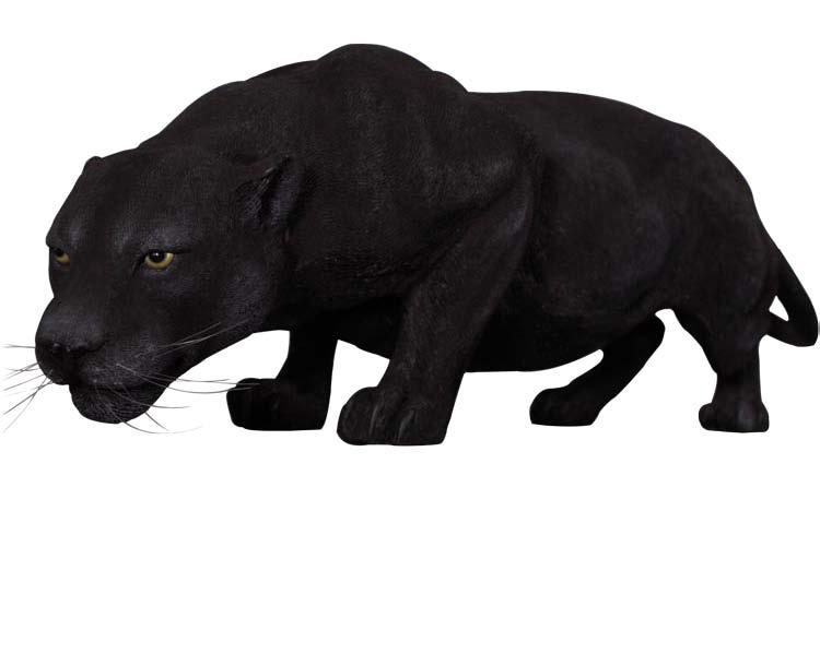 【メーカー直送・同梱不可・代引不可・返品不可】黒豹の跳躍 / Black Panther