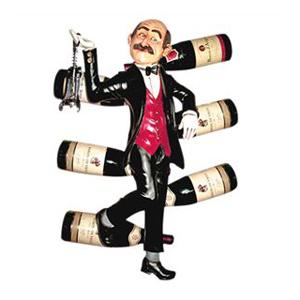 【送料無料】【メーカー直送・同梱不可・代引不可・返品不可】ワインホルダー「ソムリエの選択」