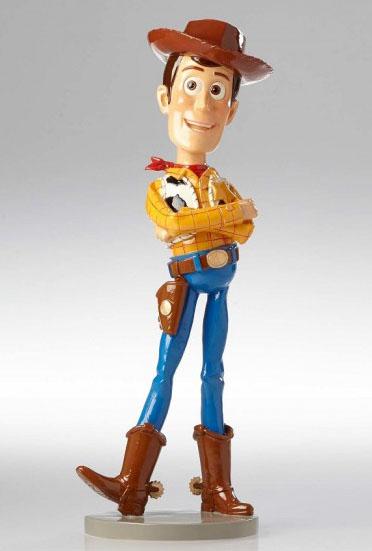 Disney Pixar WOODY TOY STORY Disney Pixar s Disney Showcase Collection Toy  Story Woody ornament figure skating d257d9efe87