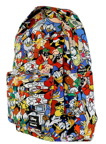 09e15526d41 gooty rakutenichiba-shop  Duck family all-stars pattern backpack ...