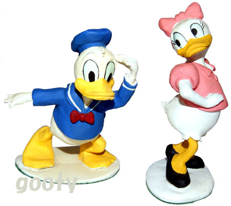 a5d6efb24ab gooty rakutenichiba-shop  70 s-80 s British-made PVC figure Donald ...
