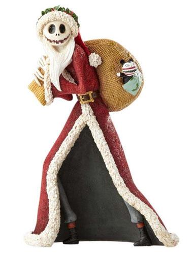 ディズニー クチュールデフォースSanta Jack The Nightmare Before ChristmasSanta Jack Skellingtonナイトメアビフォアクリスマスナイトメア ジャック サンタ置物 フィギュア