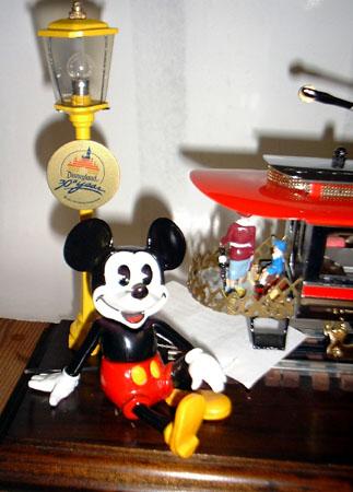 ミッキー マウス プライドライン ストリートカー