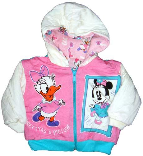 Girls baby baby Mickey baby mini babydaisy reversible jambay