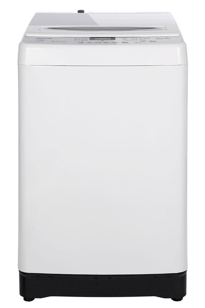 台数限定大特価!ハイセンス 全自動洗濯機 HW-G75A (7.5Kg)hisense【アウトレット品】【送料込み(北海道、九州、離島、沖縄別途)】【代引き不可】