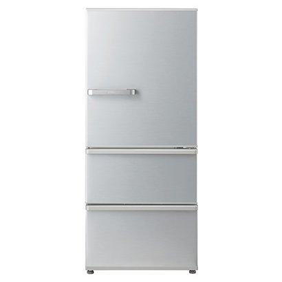 AQUA アクア 3ドア 冷凍冷蔵庫 AQR-27G2-S 右開き 272L ミスティシルバー【展示品】【送料込(北海道、離島、沖縄別途)】【代引き不可】