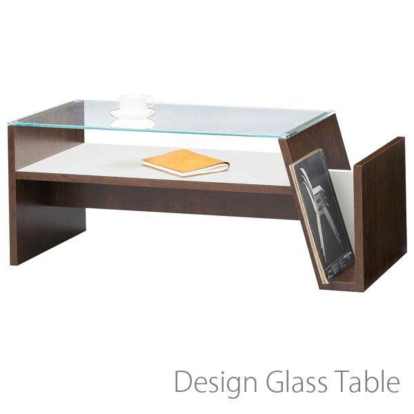 ガラス テーブル(センターテーブル ガラステーブル 机 リビングテーブル モダン お洒落 デザイン) 送料込み おしゃれ 北欧 訳あり ギフト 送料無料
