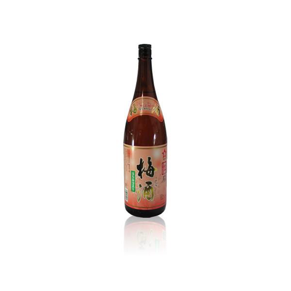 オーソドックスな梅酒ながら原料 メイルオーダー 造りにはこだわりが見えます 宝星 梅酒1800ml たからぼし 売れ筋ランキング