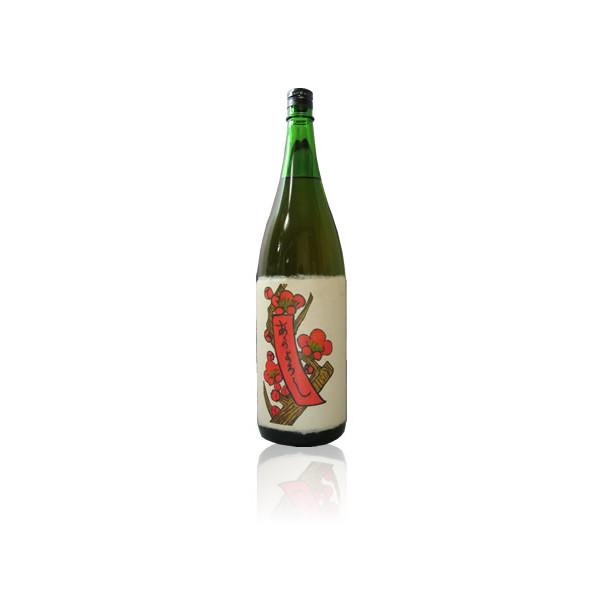 氷が溶けてくるにつれ花札の梅酒のような爽やかな酸味 お見舞い 赤短の梅酒1800ml 内祝い