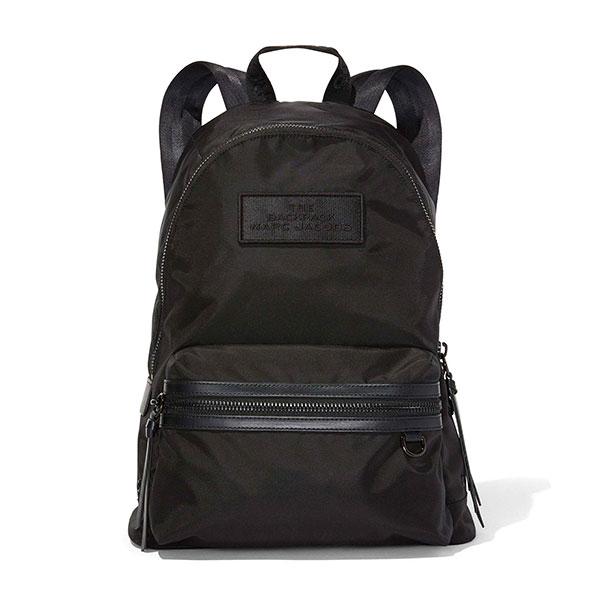 マークジェイコブス バックパック M0015772 001/BLACK ブラック 黒 ラージサイズ リュックサック MARC JACOBS DTM Large Backpack レディース メンズ ユニセックス 無地 通勤 通学 鞄 かばん カバン
